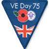 VE Day Challenge (VE Day 75th Anniversary) badge