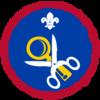 Hobbies badge