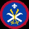 Snowsports badge