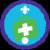 Emergency Aid (Pre 2015) badge (Level 0)