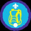 Hikes badge (Level 1)