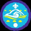 Swimming (Pre 2015) badge (Level 0)