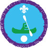 Time on the Water badge (Level 2)