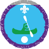 Time on the Water badge (Level 1)
