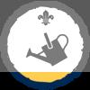 Gardener badge