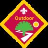 Outdoor (Pre 2015) badge