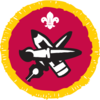 Artist (Pre 2015) badge