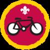 Cyclist (Pre 2015) badge