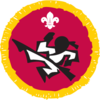 Activity: Martial Arts - Competition badge
