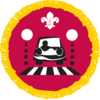Road Safety (Pre 2015) badge