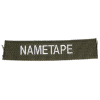 Group name tape (Identity) badge