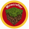 Minecraft - Cubs badge