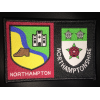 Northampton District / County (Identity) badge