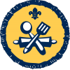 Cook badge