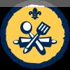 Cook badge