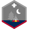 Outdoors badge