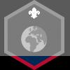World (Pre 2018) badge
