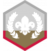 Chief Scout's Gold badge