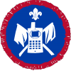 Communicator badge