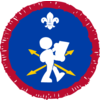Orienteer badge