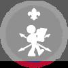 Orienteer badge