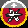 Artist badge