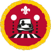 Road Safety badge