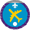 Air Activities (Pre 2019) badge (Level 1)