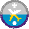 Air Activities (Pre 2019) badge (Level 0)