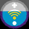 Digital Citizen (Pre 2021) badge (Level 0)