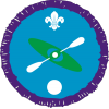 Paddle Sports badge (Level 1)