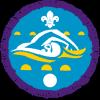Swimmer badge (Level 1)