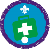 Emergency Aid badge (Level 1)