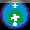 Emergency Aid badge (Level 1)