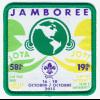 JOTA/JOTI 2015 badge