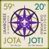 JOTI/JOTA 2016 badge