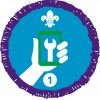 Digital Maker (Pre 2018) badge (Level 0)