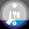 Digital Maker (Pre 2018) badge (Level 0)
