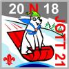 JOTT 2018 (Events) badge