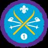 Snowsports badge (Level 0)