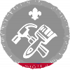DIY badge