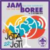 JOTA/JOTI 2018 (Occasional badge) badge