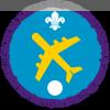 Air Activities badge (Level 1)
