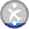 Air Activities badge (Level 0)
