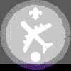 Air Activities badge (Level 0)