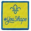 #You Shape 2019 Beavers (Events) badge
