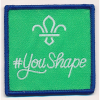 You Shape 2019 (Events) badge