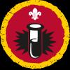 Scientist badge